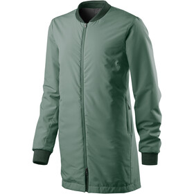 Houdini Pitch Jacket Women storm green